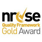 Quality Framework: GOLD AWARD - Awarded by the National Resource